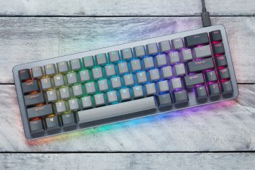 Massdrop ALT review mechanical keyboard