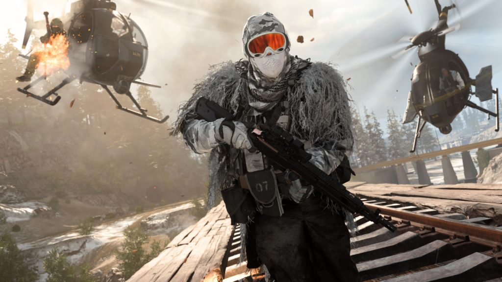 Call of Duty Warzone review: helicopters best battle royale?